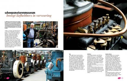 Publicatie in Papendrecht Magazine